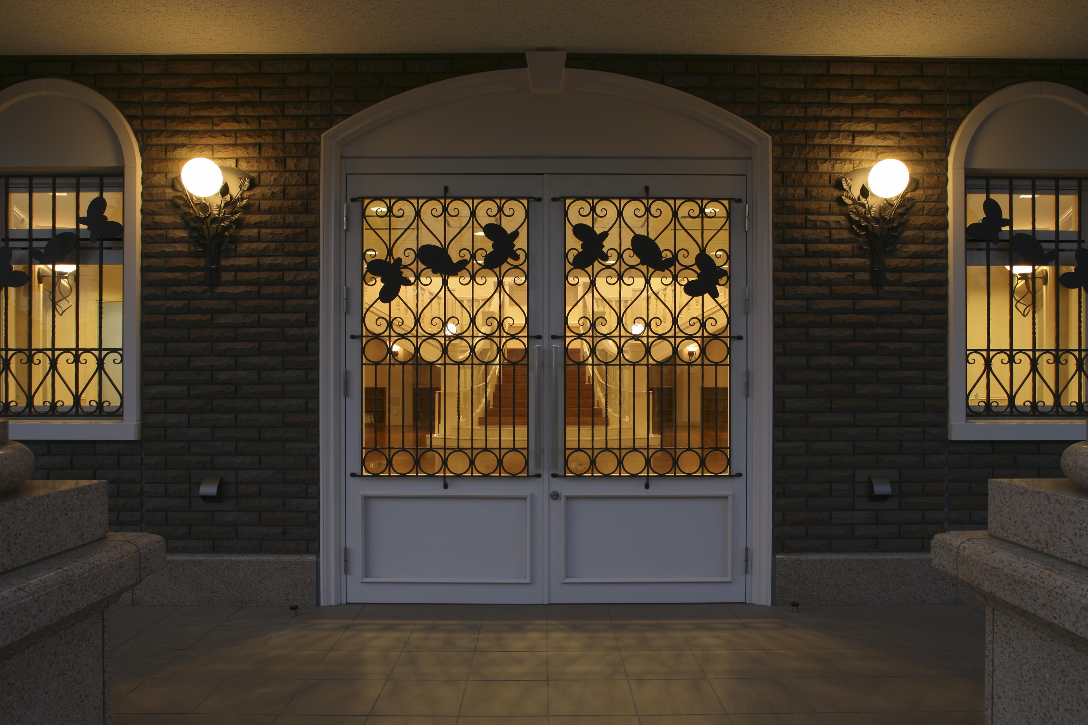 エントランス玄関