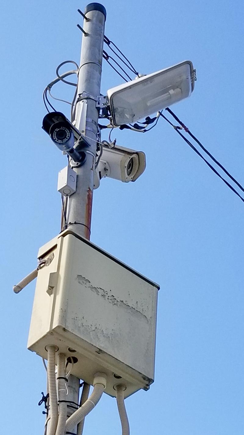 防犯カメラ(22台)